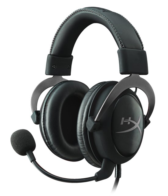 Kingston Hyper X CLOUD Pro II Gaming Headset&extralang=